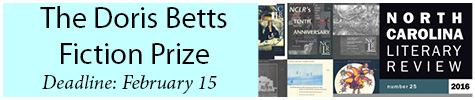 Doris Betts Fiction Prize