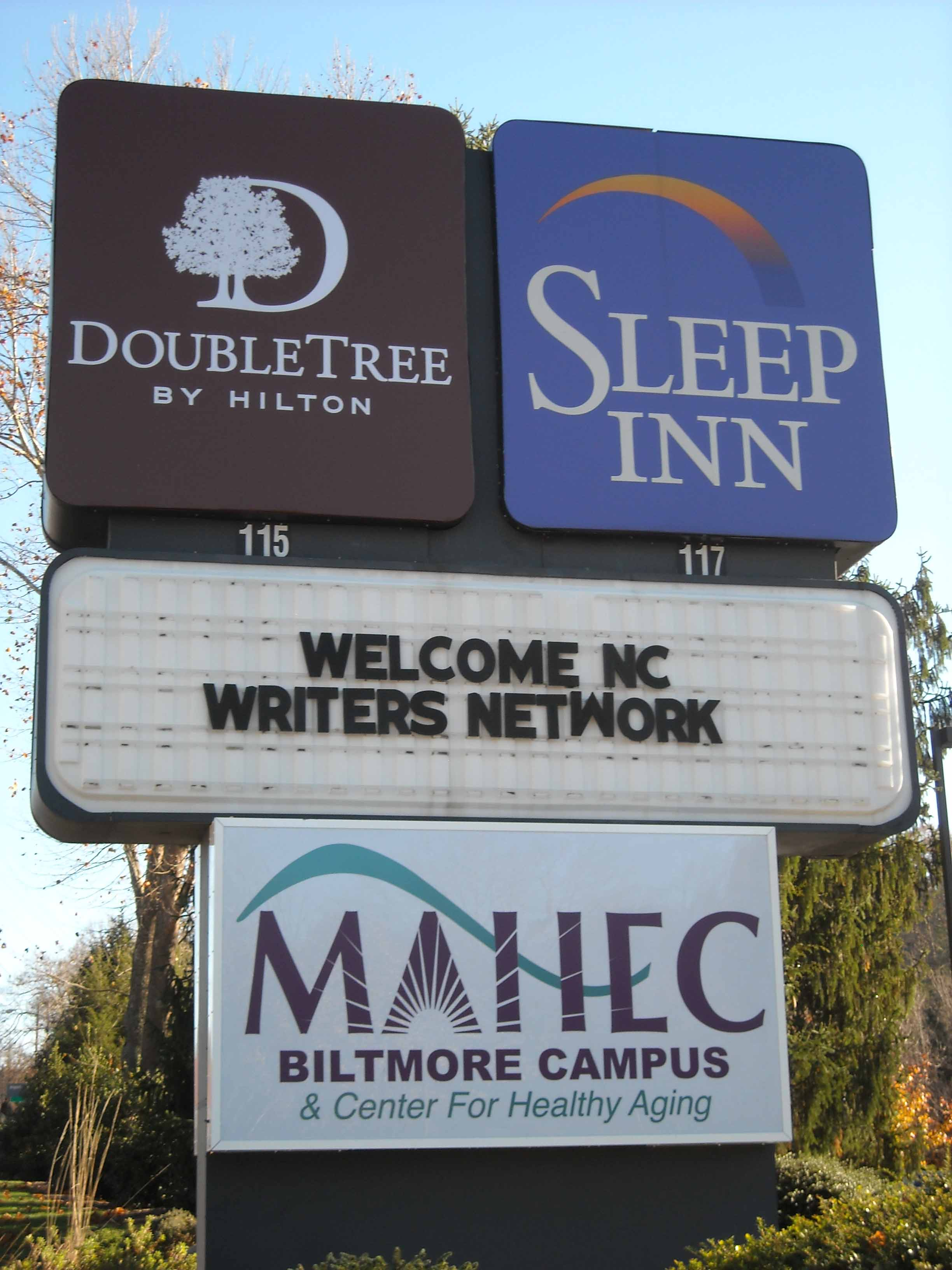 Welcome NC Writers Network