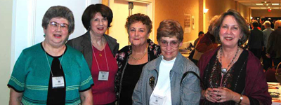 Netwest Members at 2005 Fall Conference