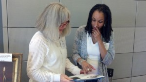 Jan Parker chats with Crystal Simone-Smith, Managing Editor of Backbone Press
