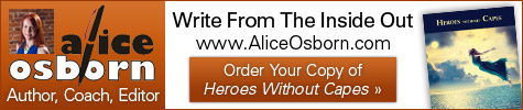 Alice Osborn: Editor/Book Coach/Author