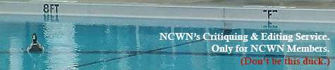 NCWN Critiquing and Editing Service